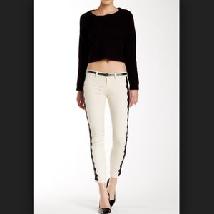 """Siwy Jeans Skinny Cropped Hannah """"Mystic's Magic"""""""